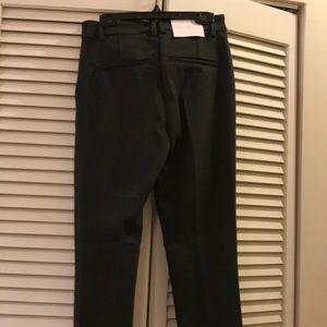 Dark green/olive H&M slacks